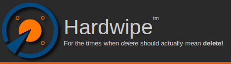 Effacer complètement un disque dur