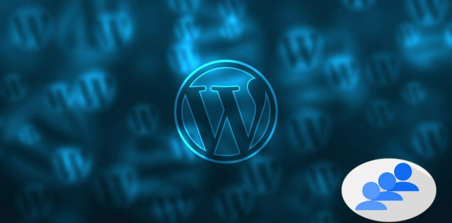 Gérer et créer un utilisateur sur WordPress