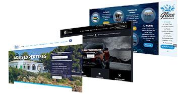 Création de site internet optimisé