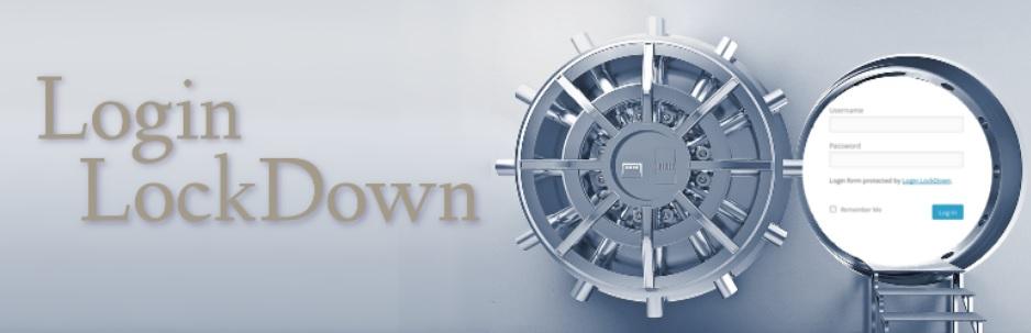Sécuriser WordPress avec Login Lockdown
