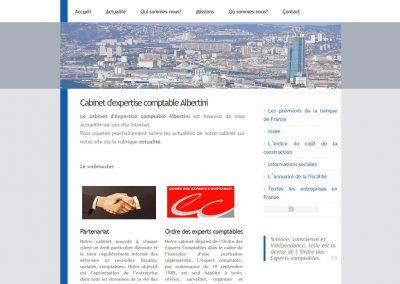 Cabinet Albertini