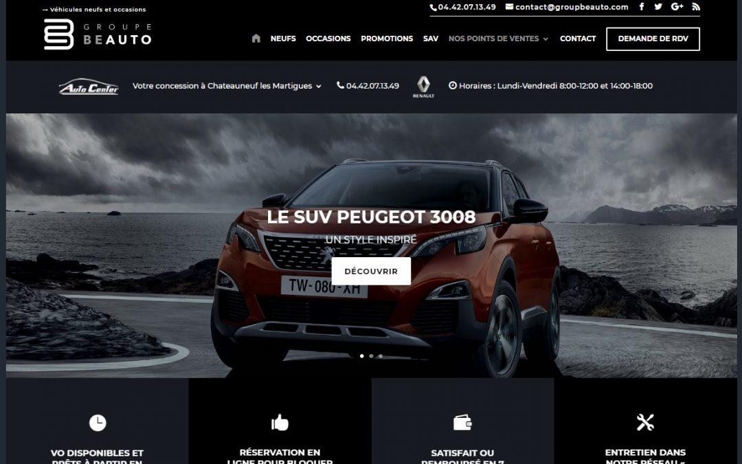 Création site internet Martigues 13500