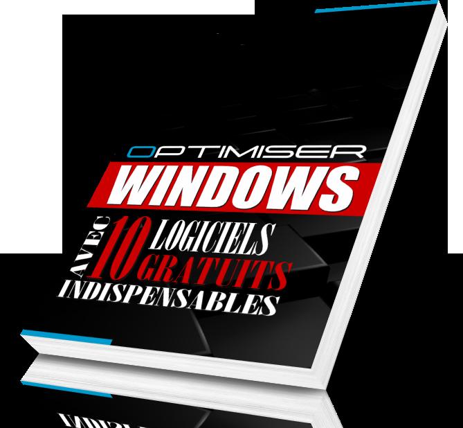 Livre Optimiser Windows avec 10 logiciels indispensables