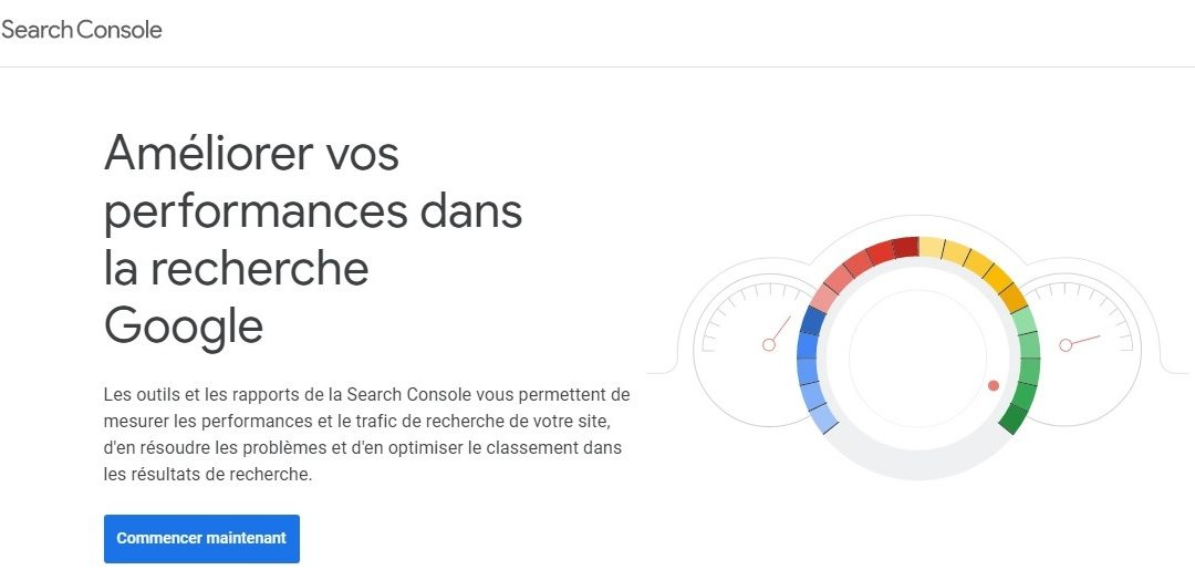 Comment paramétrer la Google Search Console ?