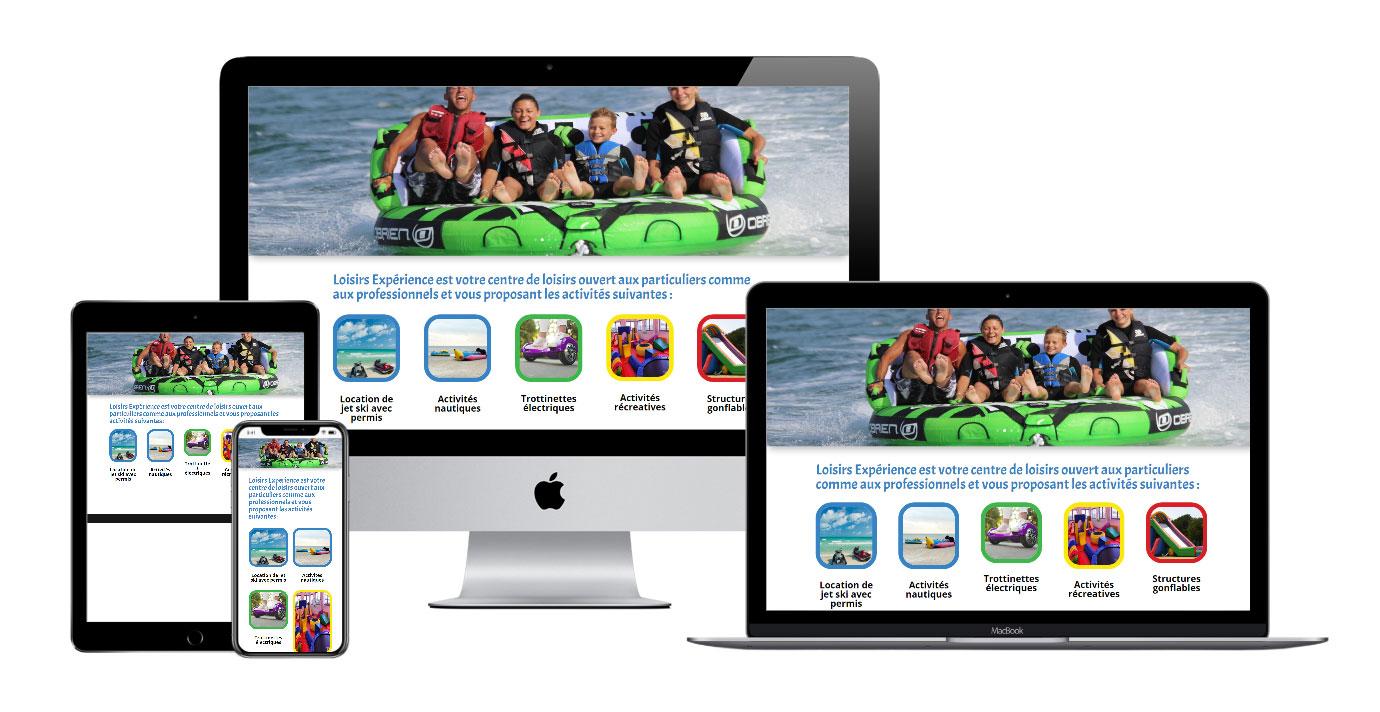 Loisirs experience est un centre de loisirs basé à Fos sur mer