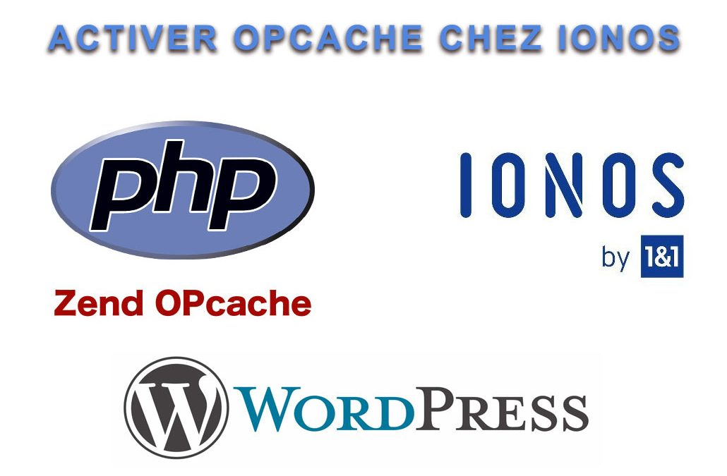Activer OPCache (mise en cache) chez IONOS pour WordPress